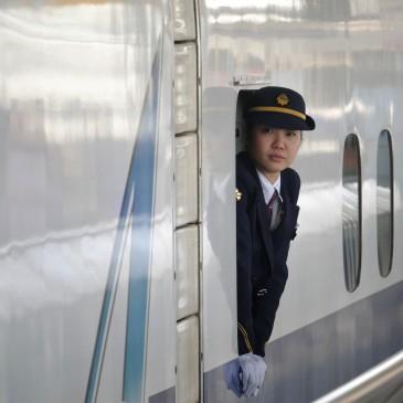 Shinkansen guard