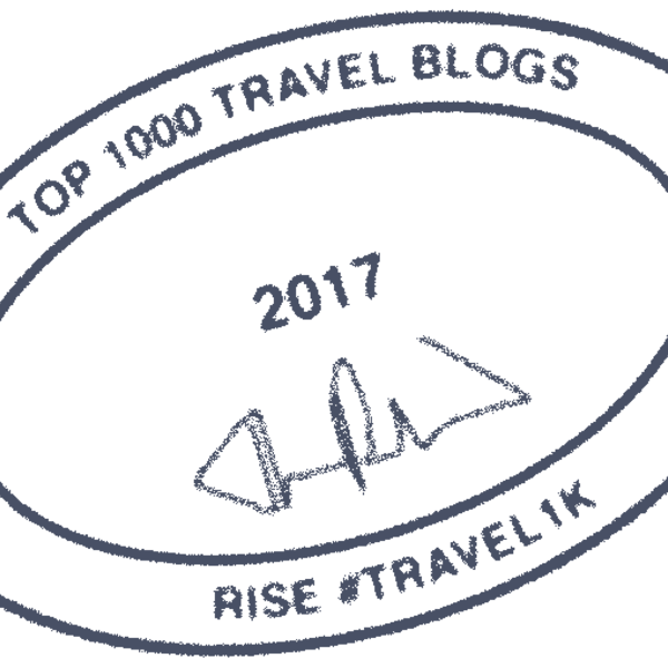 Rise Top 1000 Travel Blogs