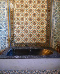 Bath fit for a king or emperor! Mariánské Lázně