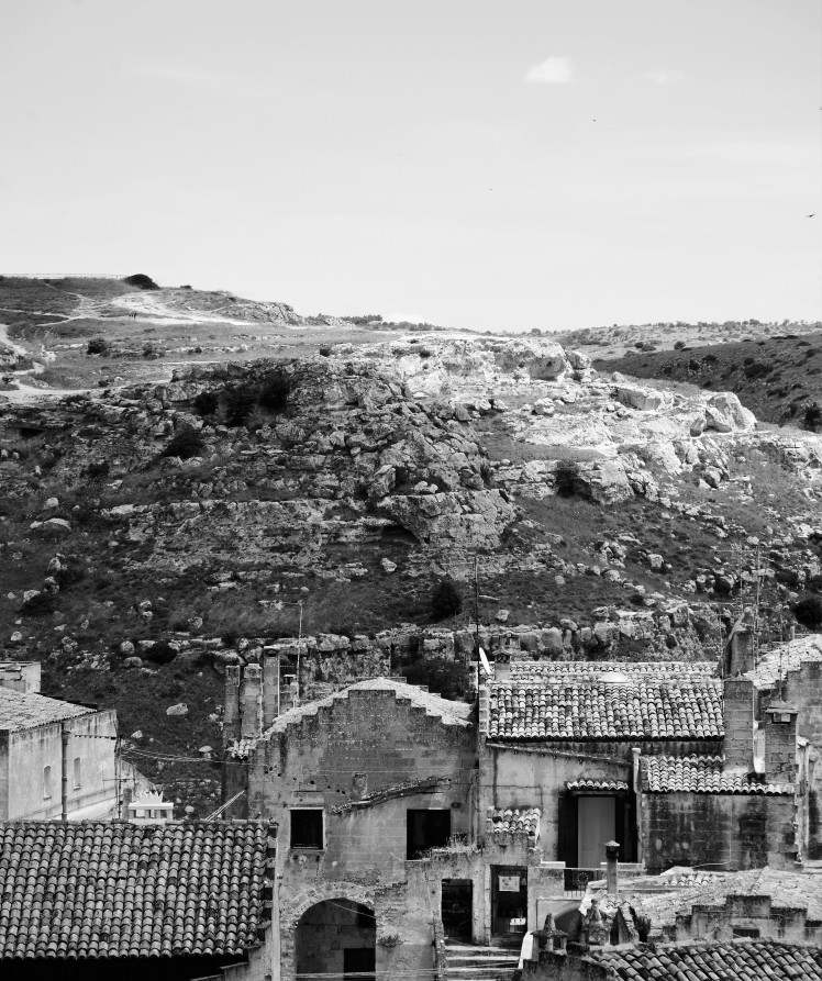 Caves to houses - Matera